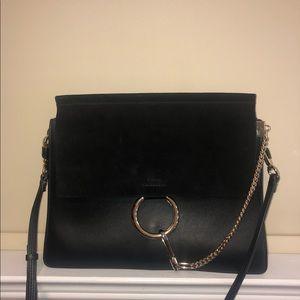 Chole Faye bag (never used)